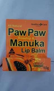 Lip balm Paw Paw