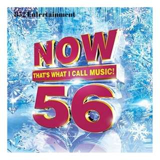 VA  Now 56: That's What I Call Music CD 2015  (包郵)