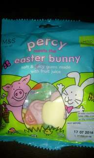 🚚 percy pig 軟糖(easter bunny