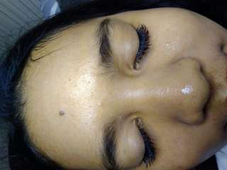 Freelance Cari costumer eyelash extension/tnm blu mata