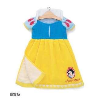 🆕迪士尼 Disney 白雪公主 部屋 抹布 towel