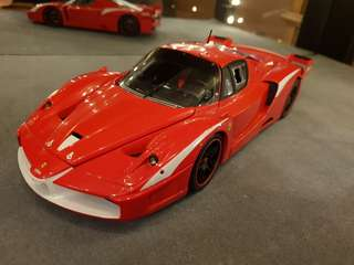 Ferrari Fxx elite collectible