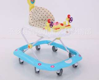 2in1 Baby Walker 🎵 Music