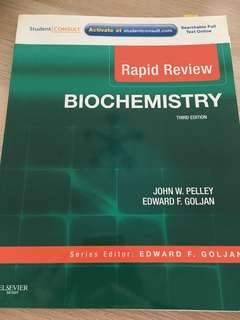 Biochemistry Rapid Review