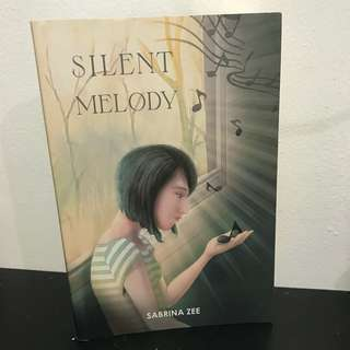 'Silent Melody' by Sabrina Zee