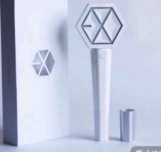 Exo lightstick - used