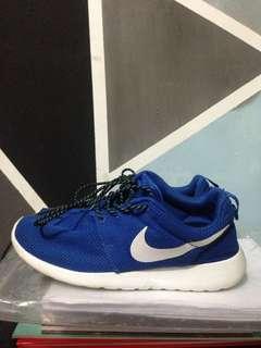 Nike rosche run blue