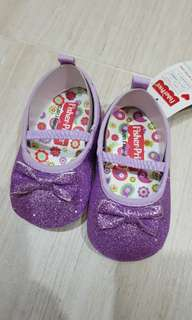 Brand New Fisher Price Purple Glam Shoes