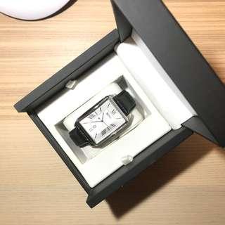 Hugo Boss 長方形男裝腕錶