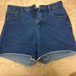 🚚 短寬褲