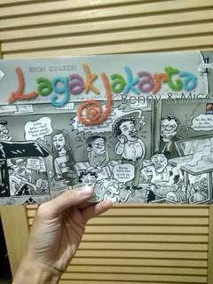 Lagak Jakarta Karikatur Benny & Mice #carouhb