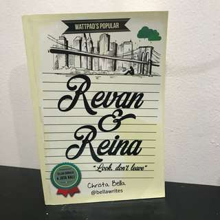 'Revan & Reina' by Christa Bella