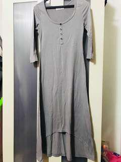 Kitschen Plain Dress