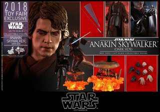 Hot toys Anakin Skywalker (Dark side) 首日首小時Full Pay 單