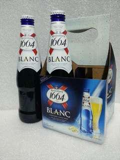 1664 BLANC beer 啤酒 (全圖)