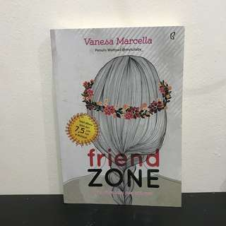 'Friend Zone' by Vanesa Marcella