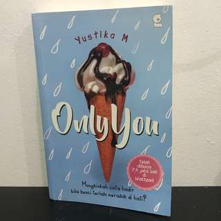 'only you' by Yustika M