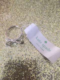 Kate Spade Silver Ring - Size 6