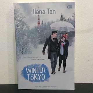 'Winter In Tokyo' by Ilana Tan