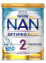 Nestle Nan 2
