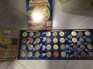咸蛋超人金幣集一本連38個金幣