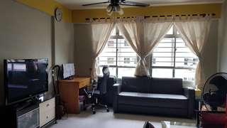 rental yishun 1bdrm blk 459 corner$1300