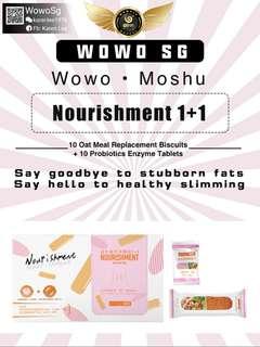 Nourishment 1+1 set