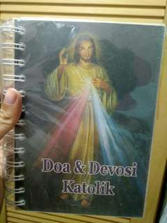 Doa Devosi Katolik Kristen Buku Books Christian #carouhb Catholic Church Pray