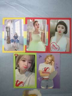 [WTS] TWICE What Is Love Photocards