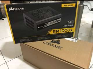 Corsair 1000w GOLD PSU