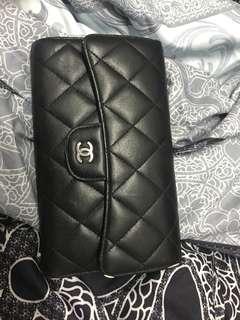 二手Chanel Wallet classic 款