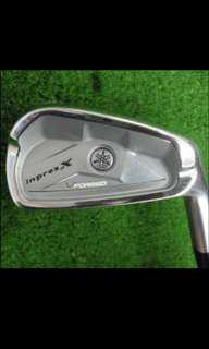 Yamaha Golf Irons '4-PW' Impress X V-Forged (incl. FREE Wedges x3)