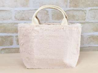 Snidel Pale Furr Handbag