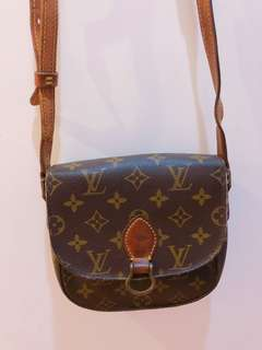 Vintage Louis Vuitton Monogram Bag