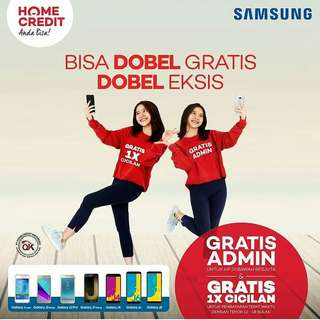 Kredit Hp Proses 3 Menit Samsung J Series Gratis Admin& Gratis 1x cicilan