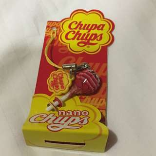 Chupa Chups bag charm