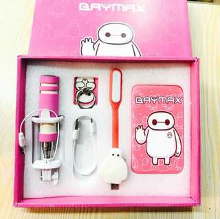 Baymax Set