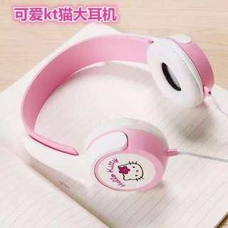 hello kitty headset