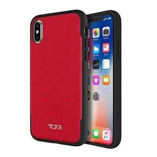Tumi case Iphone X