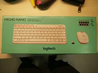 羅技無限鍵盤滑鼠組
