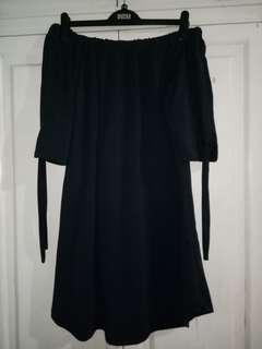 Off Shoulder Dress (Plus Size)