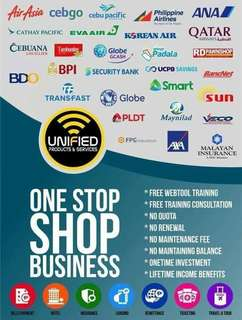 ONE STOP SHOP😊😊😊BUSINESS