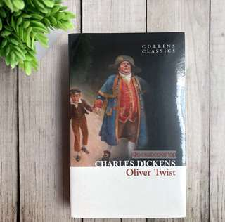 Oliver Twist (Collins Classics) - Charles Dickens