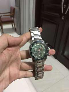 Dijual jam emporio armani harga 1000000