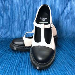 Dr. Martens Mary Jane Heel Shoes
