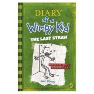 Diary of a Wimpy Kid Book No 3 -  The Last Straw