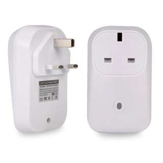 Wifi Smart Socket!!