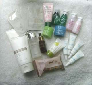 Skincare Bundle (Authentic Korean Brands)