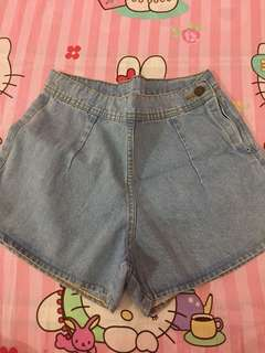 BKK hotpants highwaist