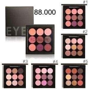 Focallure 8 eyeshadow palette